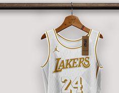 Best Nba Jerseys, Uniform Design, Sports Brands, Los Angeles Lakers, Baseball Players, Asian Men, Logo Design, Graphic Design, Old School
