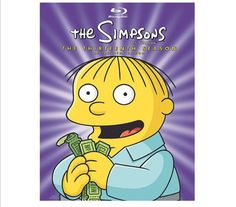 Simpsons: The Thirteenth Season (2010) (Blu-ray) $40.00