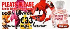 Issey Miyake - Pleats Please Eau De Toilette 30vp por 33,21€