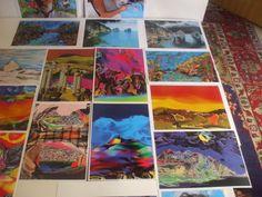 """Opere Litografiche """"Paesaggi Mediterranei"""" anno 2010-2012"""