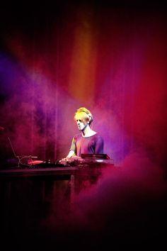 Richie Hawtin - Techno legend - DJ and Producer.  aka Plastikman