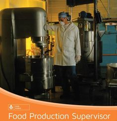 Agriculture Career: Food Production Supervisor