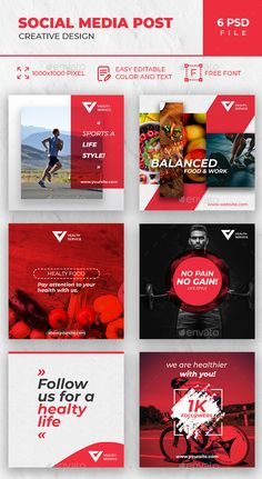 Social Media Branding – How Can You Create a Brand By the Wise Use of Content? Social Media Branding, Social Media Banner, Social Media Template, Social Media Content, Social Media Graphics, Social Media Marketing, Social Media Posts, Inbound Marketing, Digital Marketing Strategy Template