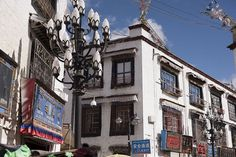Lhasa street by Keith McInnes Photography, via Flickr