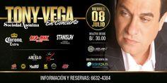 Tony Vega vuelve a Panamá el 8 de julio en Latitud 47   A Son De Salsa