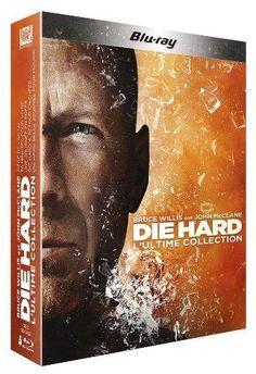 DIE HARD - 1 | 2 | 3 | 4 | 5 - LES 5 FILMS en BLU-RAY - NEUF