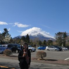 Mt. Fuji at Fuji Q Highland