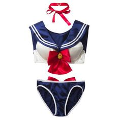Transform Your Intimates With Official Sailor Moon Bras & Panties I totally want this.