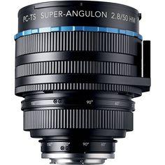 Schneider PC TS Super-Angulon 50mm f/2.8 Lens (For Canon EOS)