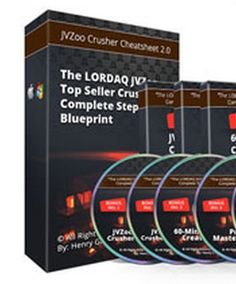 JVZoo Leaderboard Crusher 2.0 – TOP Step by Step Blueprint To Booming Your Product Sales in JVZoo Quickly with 100% Proven System