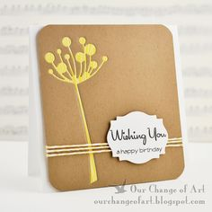 Gorgeous card using Memory Box dies