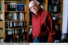 #IranLandScape Najaf Daryabandari is an #Iranian writer & translator of works from English into Persian.#MustSeeIran