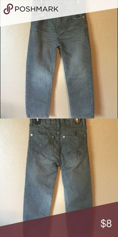 Boy's Old Skool Jeans Boy's Old Skool Jeans. Great condition. Worn very little. Size 6. Bottoms Jeans