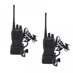 Communication Equipments Baofeng Walkie Talkie Uhf Two Way Radio Baofeng Uhf Portable BAOFENG Walkie talkie UHF Two way radio baofeng UHF Portable Transceiver with Earpiece Features: 50 CDCSS VOX Function Voice Prompt PC Programming Anti Monitor, Torch Light, Two Way Radio, Walkie Talkie, Consumer Electronics, Stuff To Buy, Ebay, Free Shipping, Communication