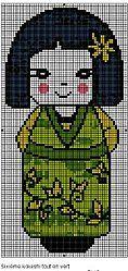 Une nouvelle petite poupée japonaise gratuite !