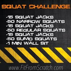 http://www.fitfromscratch.com/2013/02/squat-challenge.html