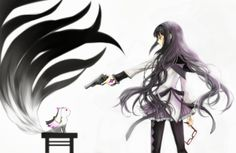 Homura Akemi - one of my all-time favorite characters.