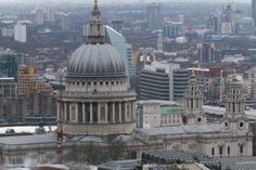 A video which features moving poetry and music set to stunning images of London has been created as part of a new exhibition.  The project, entitled Skydweller, includes 5,000 photographs taken from the top of the Cromwell Tower in the heart of the city.  It was developed by Sidd Khajuria, digital content producer at the Barbican, along with poet Paul Haworth and composer Tom Rosenthal, as part of the arts centre's Constructing Worlds season.