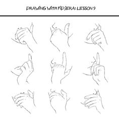 Drawing with fidjera: Lesson 9 by fidjera on DeviantArt