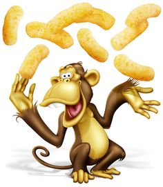 Cheeky Monkey Peanut Butter Puffs   Organic Certified, Gluten Free Certified, Kosher Certified, Cholesterol Free, Trans Fat Free, Sugar Free, Dairy Free, Wheat Free and Vegan