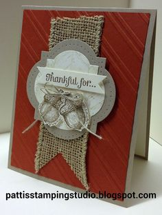 Stampin' Up! Truly Grateful Patti's Stamping Studio