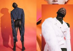 Photographer Aart Verrips and stylist Ben Eagle teamed up to capture this editorial in exclusive for Fucking Young! Online. Styling Assistant: Siphesihle Zondo MUA: Renton Wade All Clothes by Rich Mnisi and Thebe Magugu