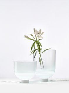Glowing Vase