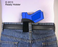 Concealed Small of Back, SOB Holster for Glock 26, 27 - Watch Video Demo!