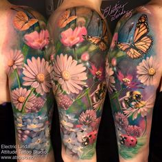 half sleeve tattoo designs and meanings Full Sleeve Tattoos, Up Tattoos, Sleeve Tattoos For Women, Tattoo Sleeve Designs, Body Art Tattoos, Henna Tattoos, Tribal Tattoos, Geometric Tattoos, Tatoos
