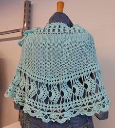 Op facebook bij Echtstudio...zag ik een geweldige omslagdoek voorbij komen Ik was op slag verliefd...gelijk het patroon gekocht en het ga...