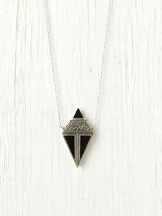 Alushia Sanchia Mystic River Pendant at Free People Clothing Boutique