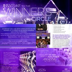 🏆Congratulations to Jeunesse on winning Top Honours at the 2016 Stevie Awards  👏  Join today as a distributor and be proud to be part of such an amazing company. Inbox me for more info or to join online https://beautyisintheeyeofthebeholder.jeunesseglobal.com  Click JOIN NOW  For more info click here http://www.businesswire.com/news/home/20160503007125/en/Jeunesse%C2%AE-Executive-Team-Top-Honors-2016-American  #businessopportunity americanbusinessawards #joinnow #stevieawards #tellyawards