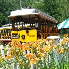 Today, the Seashore Trolley Museum offers one of the best ways to spend a beautiful day in Kennebunkport.