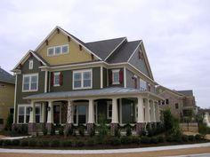 Here's a unique Darling Homes design found in McKinney's Tucker Hill!
