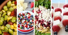 Lighter options for your Fourth of July cookout! | via @ParkviewHealth #4thofJuly #FourthofJuly #cookout