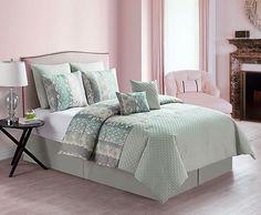 Asturias 8 Piece Comforter Set
