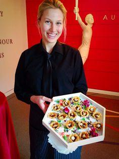 Passing trays #gardenofthegodsgourmetcatering #coloradospringsevents #catering #passedhorsdoeuvres