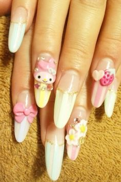 Acrylic French Manicure Ideas and Trends