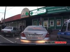 Russian Road Rage and Accidents September 2012