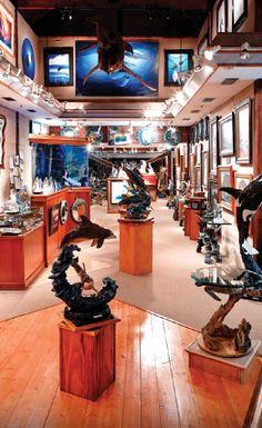 Wyland Oceanfront Gallery