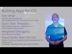Mobile App Building for iOS with Visual Studio