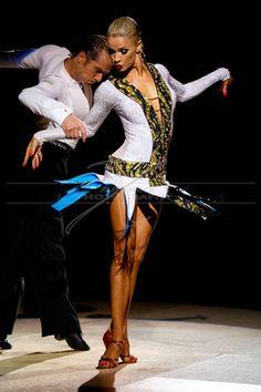 Riccardo and Yulia Jive