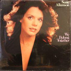 Susie Allanson We Belong Together Vinyl LP Record Album -- SEALED!!