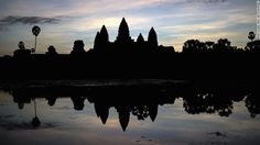 8620134d0ed Ah Angkor. So beautiful, so misunderstood. To get this sunrise shot, you