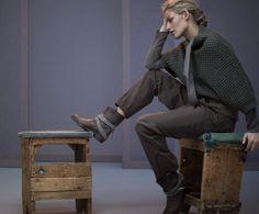 Women   Fall Winter 2013/2014   Collections   Brunello Cucinelli