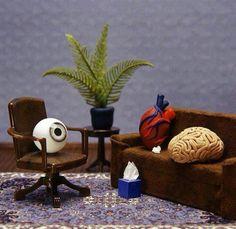 Corazon cerebro.. no se ponen de acuerdo