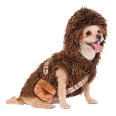 Chewbacca Dog Costume Sets - Brown - XS - Boots & Barkley,
