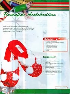Foto: Album, Slipper, Pictures, Xmas, Projects, Card Book