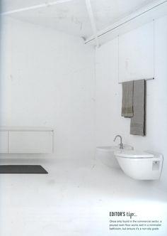 Modulnova's Twenty bathroom collection, from DesignSpace London designspacelondon.com Utopia Kitchen & Bathroom September 2014