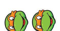 Ninja turtle treat bag.pdf